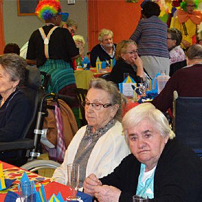 Les 50 ans de la Maison de Retraite de VILLECANTE